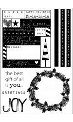 Joy Stamp Set