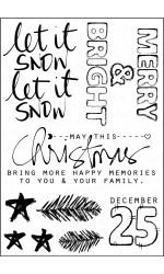 Oh Christmas Stamp Set