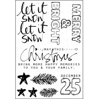 Oh Christmas Stamp Set